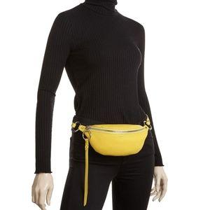 Rebecca Minkoff Leather Mini Belt Bag NWT